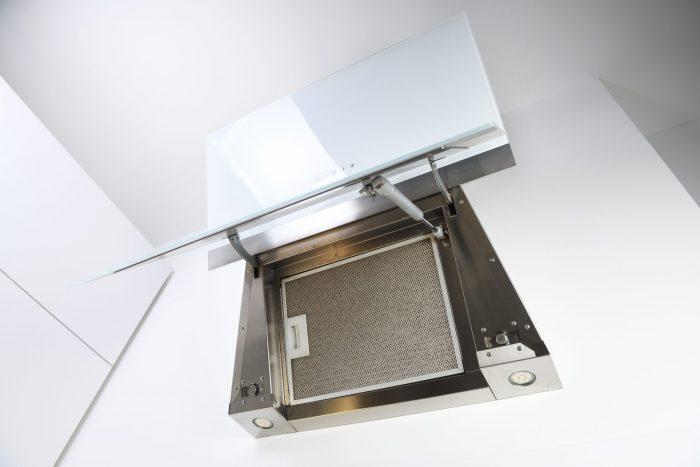 Okap teleskopowy