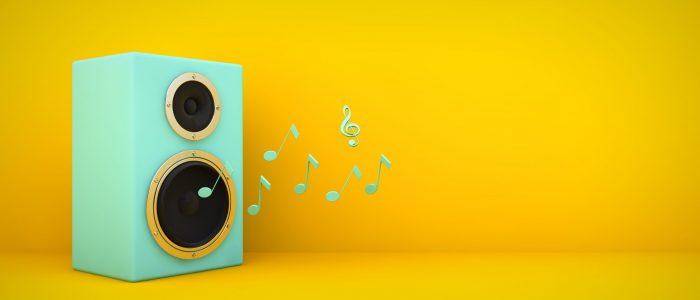 Głośnik aktywny