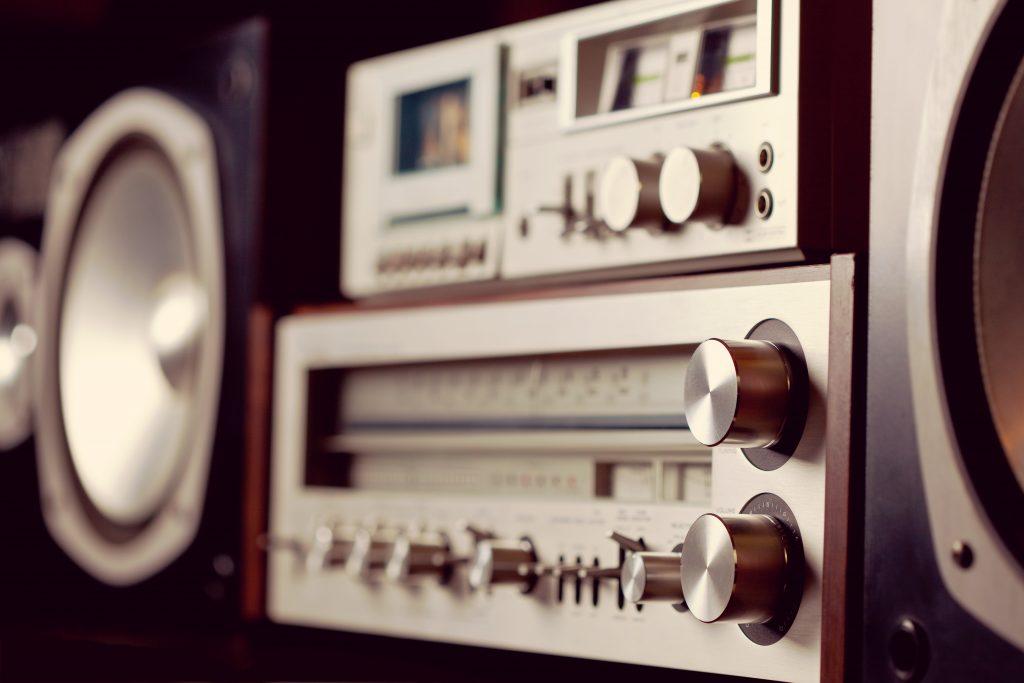 Zestaw stereo