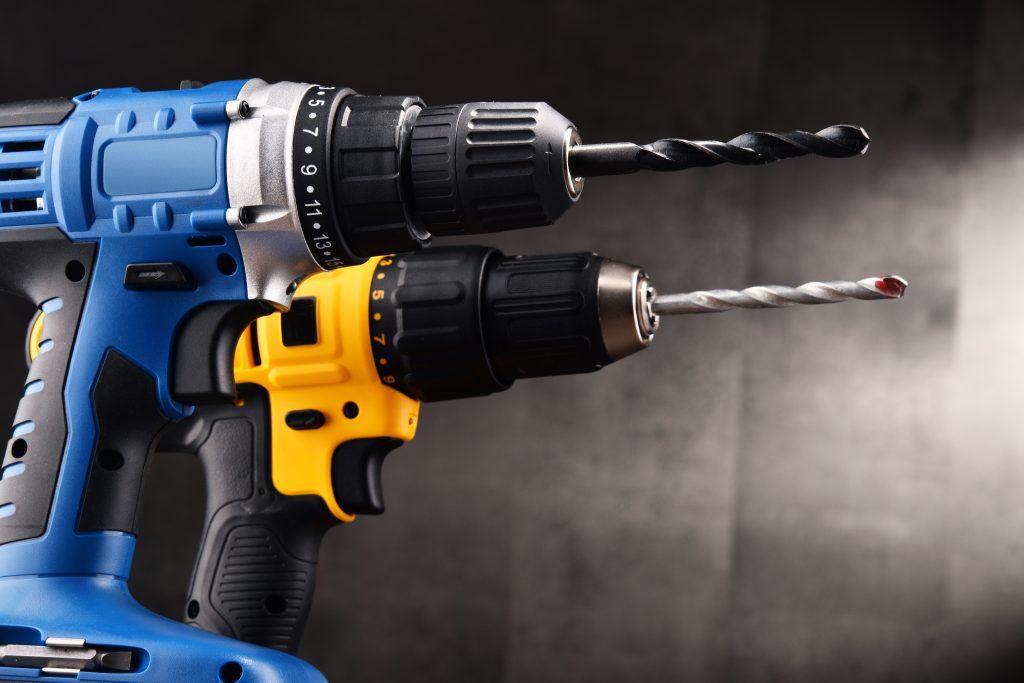 Zestaw narzędzi akumulatorowych