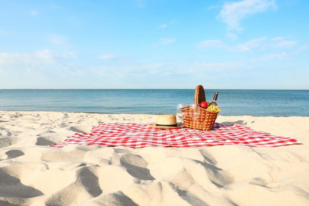 Koc plażowy