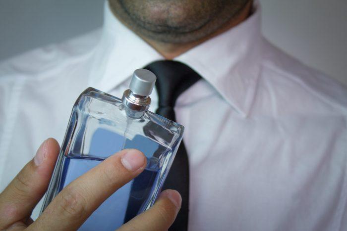 Perfumy dla mężczyzny