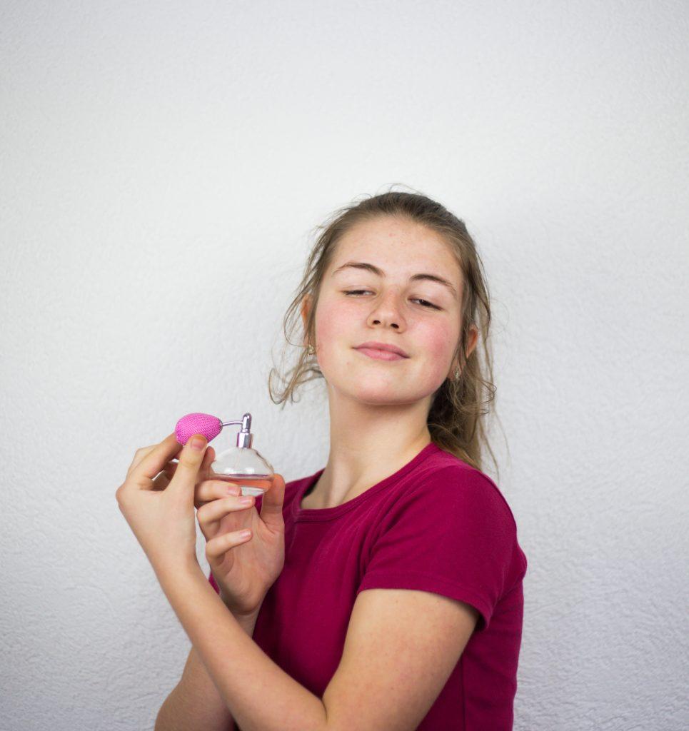 Perfumy dla nastolatki