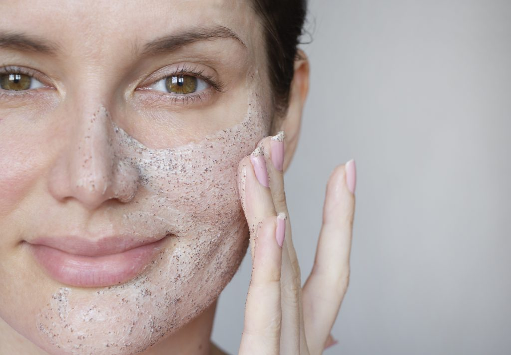 Peeling do twarzy